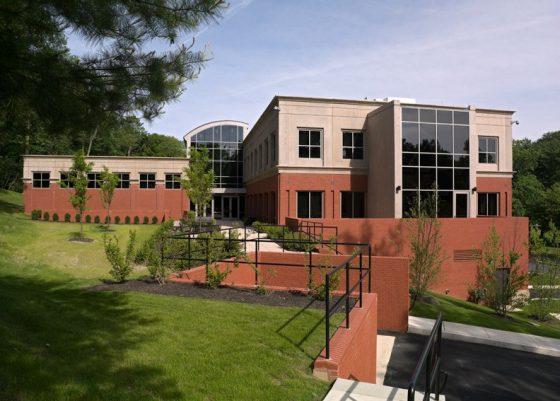 Architectural Concepts: Radnor Township Municipal Building, Wayne, Pennsylvania