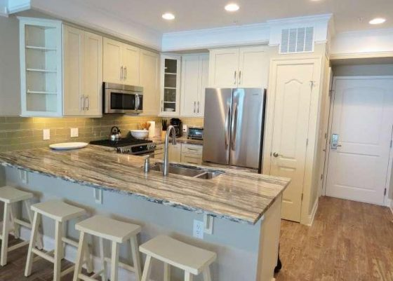The Residences at Light House Cove - Condo Kitchen