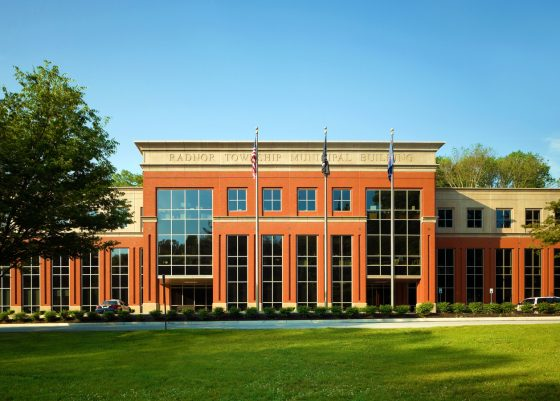 Radnor Township Municipal Building, Wayne, Pennsylvania