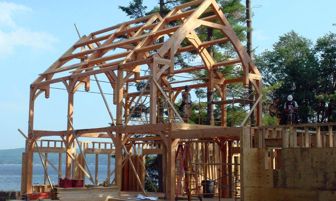 Architectural Concepts: Private Residence Construction