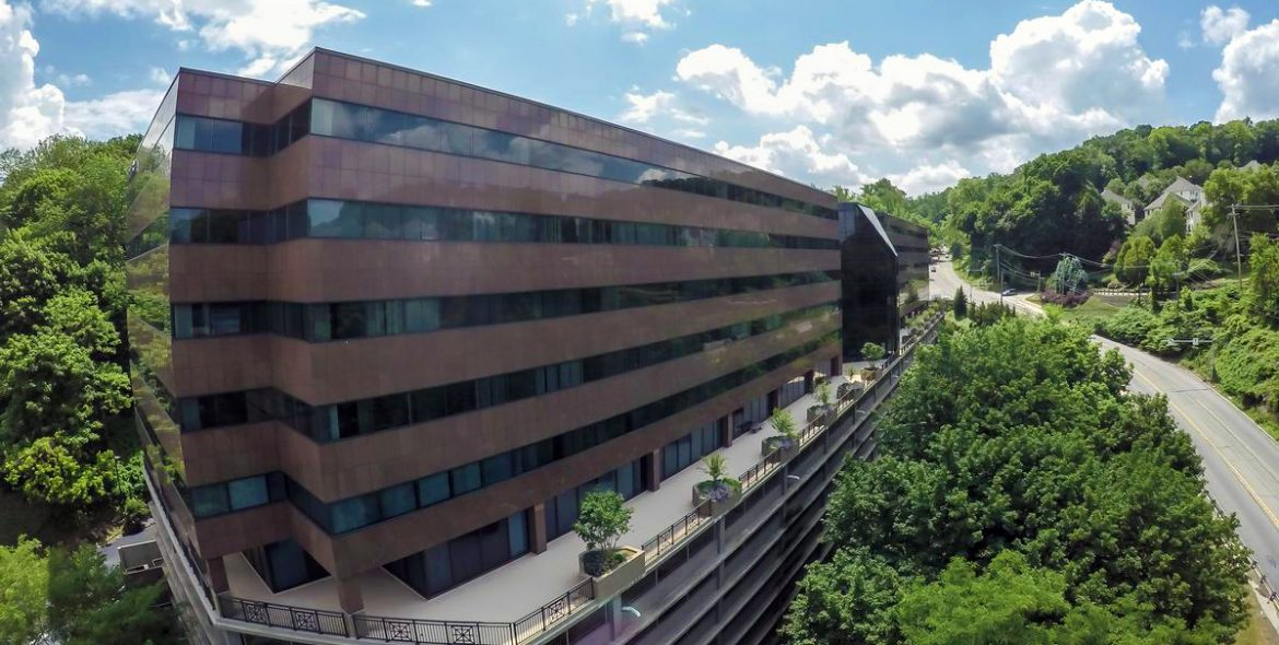 Architectural Concepts - 300 Four Falls Corporate Center, Conshohocken, Pennsylvania